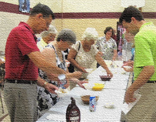 Sundae Sunday at Church of the Saviour